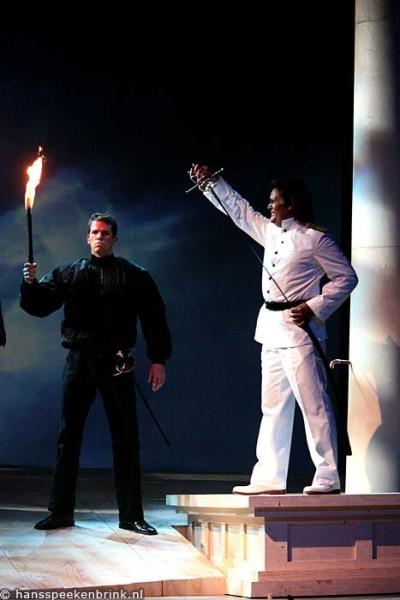 figurantenrol in opera Othello